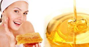 صور ماسك بالعسل للوجه , خلطة العسل لوجه مشرق وناعم كالاطفال