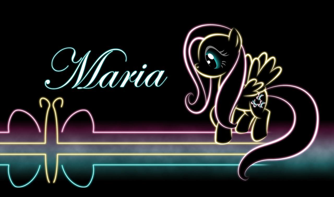 صورة اسم ماريا بالانجليزي , اشكال وصور رائعة لاسم ماريا بالانجليزية