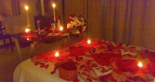 صور تزيين غرفة النوم لليلة رومانسية , اذى تحضرى ليله رومانسيه لزوجك