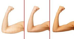 طريقة لتخسيس الذراعين , تعالى شوفى اذى تخسسي ذراعينك