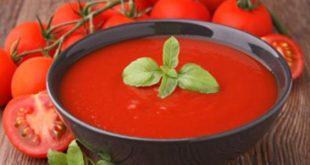 صور طريقة شوربة الطماطم , اسهل واحلي شوربة طماطم