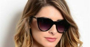 صور اجمل النظارات الشمسية , النظارة الموضة