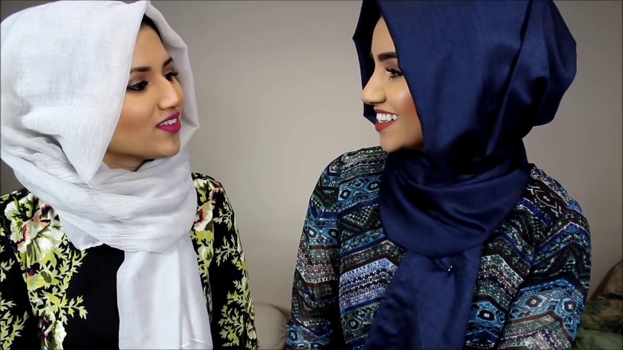 صورة لف الحجاب التركي , اشكال لفات الحجاب التركي