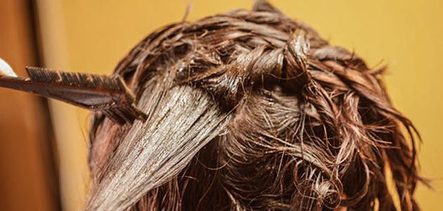 صور اضرار الحناء على الشعر , كيف تدمر الحنة الشعر