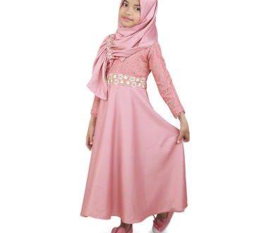 صور حجابات للبنات الصغار , اجمل اللفات للاميرات الصغيرات