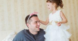صور الاب مع ابنته , لقطات لايمكن ان تنساها اي بنت