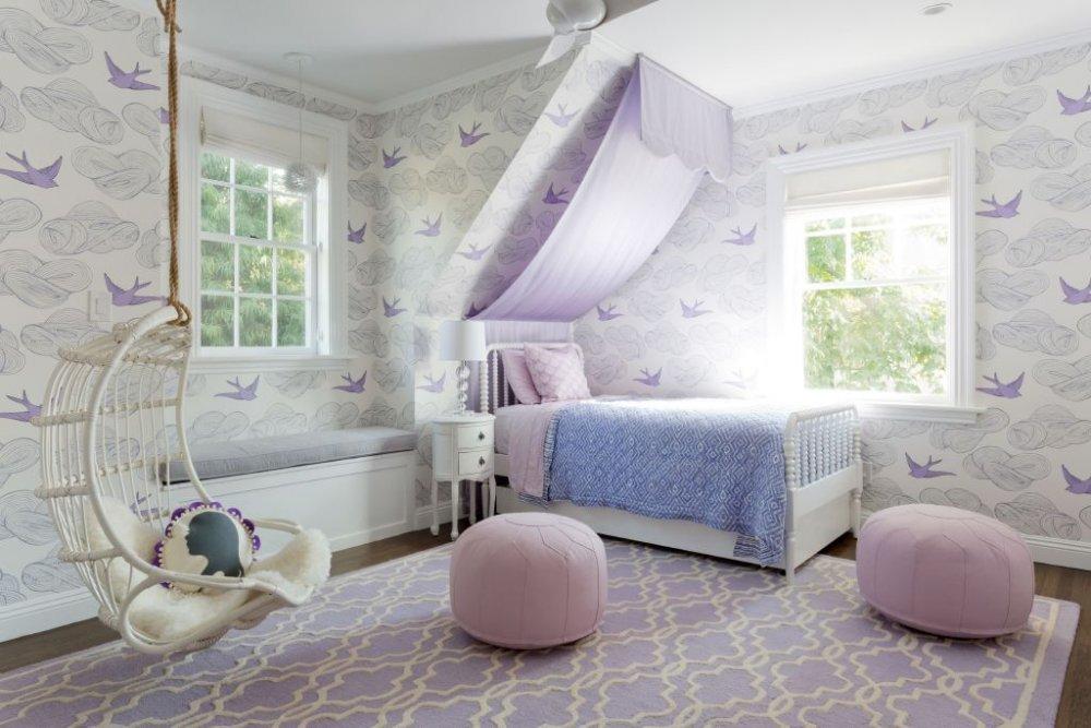 صورة تصميم غرف نوم بنات كبار , كتالوج احدث اوض نوم المراهقات
