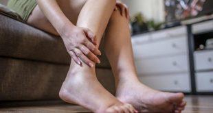 صور اسباب حرقان الساق , مسببات الاحساس بالحراره فى القدمين