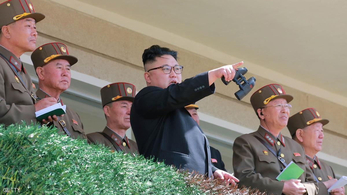 صورة غرائب زعيم كوريا الشمالية , له افعال غريبة جدا