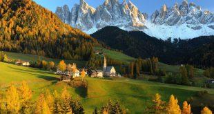 اجمل جبال العالم , هذا الجبل موجود فى سويسرا