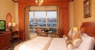 فندق كونكورد الامارات , اجمل المناظر في الفنادق