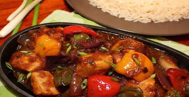 صورة طريقة عمل الاكل الصيني , اطعم دجاج من المطبخ الصينى