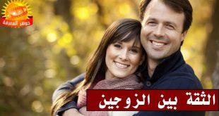 انعدام الثقة بين الزوجين , ابرز مشاكل الزوجين وعلاجها