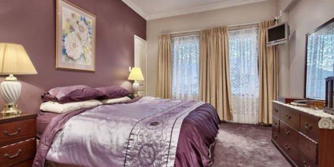 صورة الوان دهانات غرف النوم بالصور , بويات باحدث الالوان للعروسين