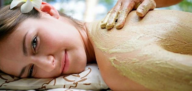 صورة خلطات لتنظيف الجسم , وصفات طبيعيه لازاله الجلد الميت وتبييض الجسد