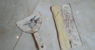 صورة تنظيف السيراميك من الاسمنت , تنظيف السيراميك بالخل الابيض