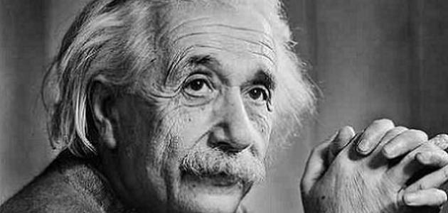 صورة من هو اينشتاين , تعرف على اينشتاين واعماله