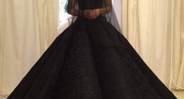 صورة الفستان الاسود في المنام , معنى الحلم بالثوب الاسمر