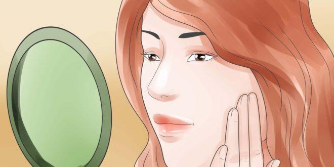 صورة علاج الوجه الشاحب , طريقه للتخلص من الوجه الشاحب