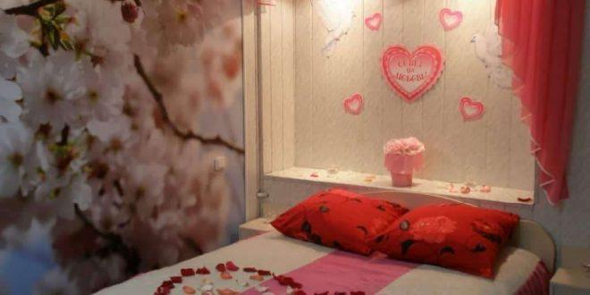 صورة تزيين غرف النوم للمتزوجين بالصور , طرق تزين غرف النوم