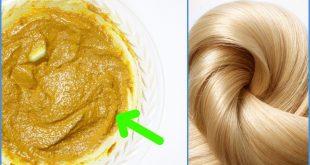 صورة طريقة صبغ الشعر طبيعيا , اسهل طريقه ومجربه لصبغ الشعر طبيعي