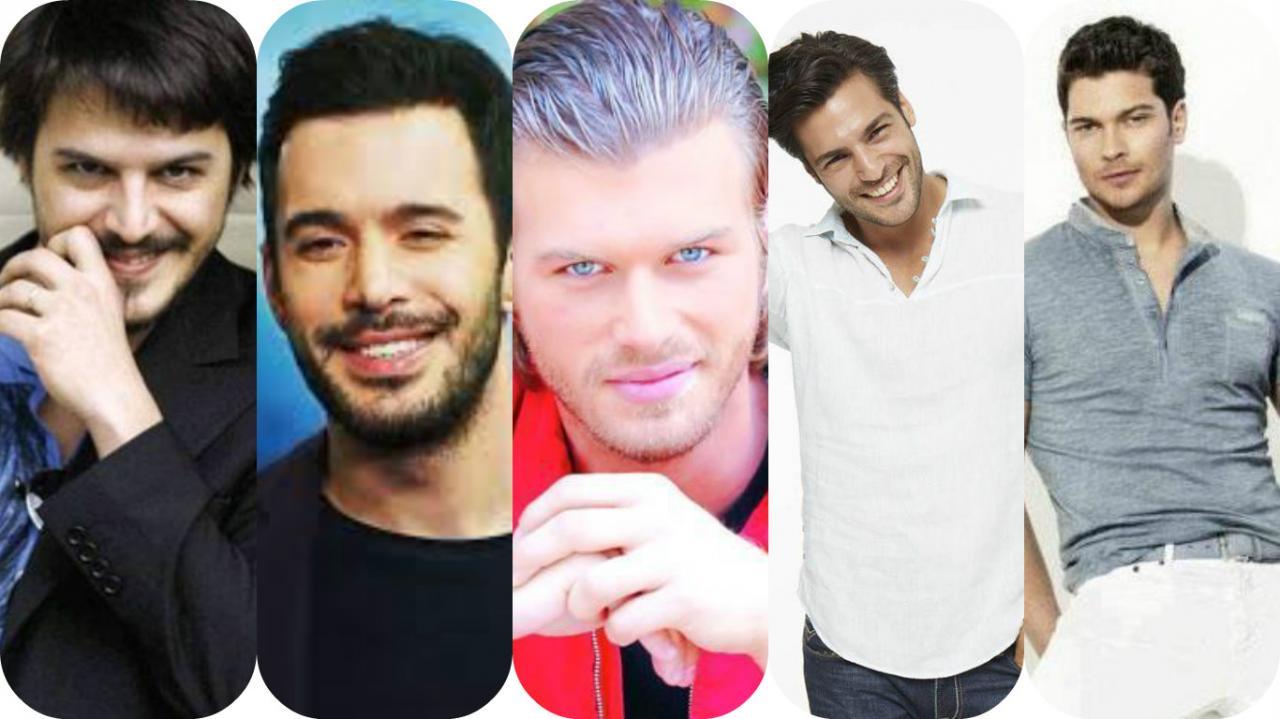 أجمل شباب تركيا