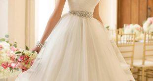 صورة صور فستان الزفاف , اختاري فستان يجنن