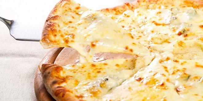 صورة طريقة عمل البيتزا بالجبن , اكثر الطرق صحيحة للبيتزا