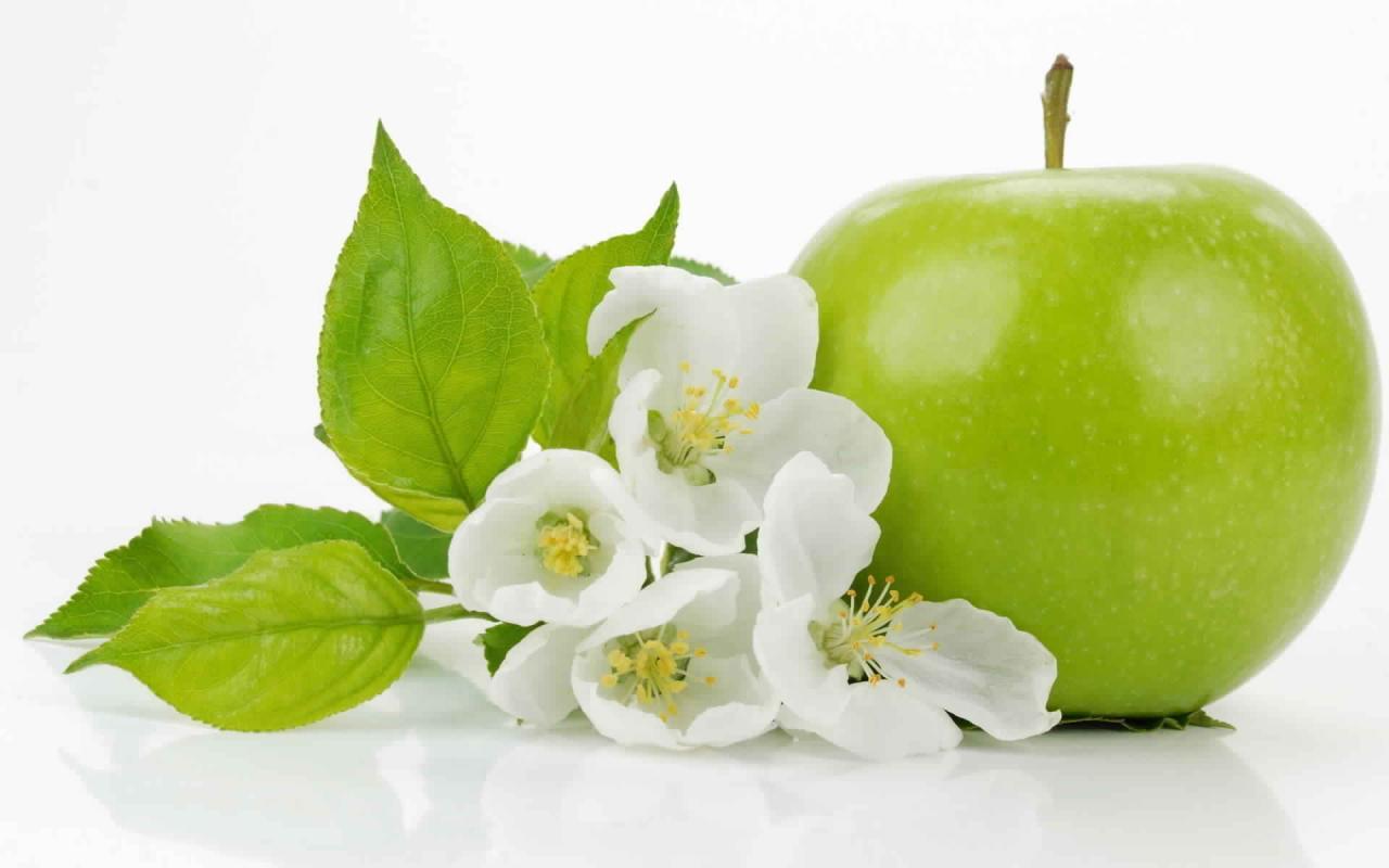 صورة رجيم التفاح الاخضر , افضل رجيم صحى