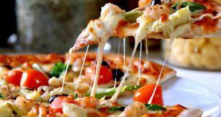 صورة بيتزا سريعه بالخلاط , لو انتى مستعجلة تبقى البيتزا