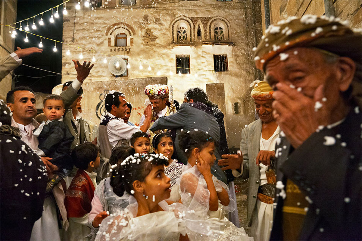 صورة اعراس اليمن صنعاء , تقاليد من نوع فريد فى الاعراس