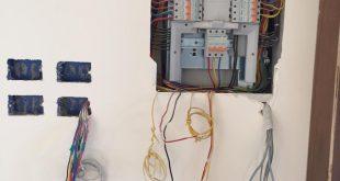 صورة تاسيس كهرباء المنزل بالصور , اهم خطوة فى تاسيس المنزل