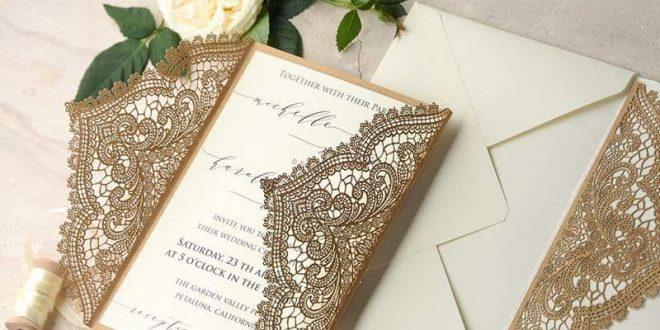 صورة كلمات بطاقات دعوة زفاف , تميزى وتألقى من ارق الكلمات لدعوه فرحك